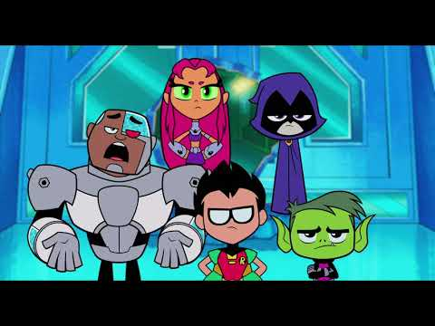 Teen Titans Go! Le film