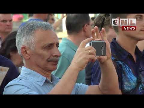 Уличный фестиваль «Украина, Живи!»