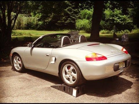 HOW TO:  Porsche Boxster S & Non-S Oil Change (1997-2008 Models 986 & 987)