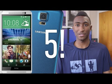 Top 5 Upcoming Smartphones!