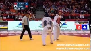 Servet Tazegül-World Taekwondo Championships (Highlights-Ride Out)