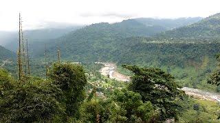 Dooars India  city photos gallery : Jhalong Dooars   View of Jaldhaka River & Bhutan Hills from India   Jhalong, Darjeeling
