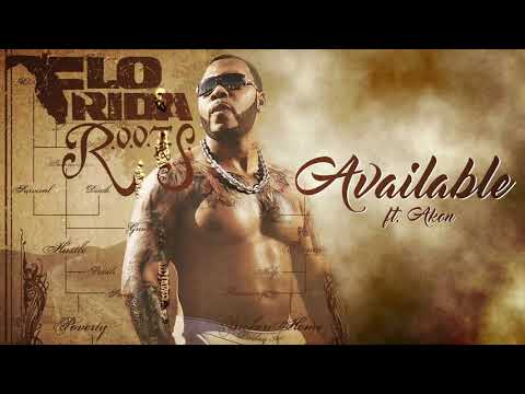 Flo Rida - Available (feat. Akon) [Official Audio]