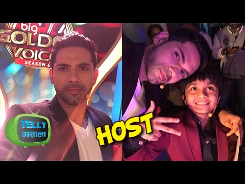 (PICTURES) Ankit Bathla Hosts Voice Of India