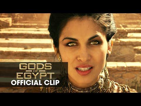 Gods of Egypt (Clip 'I Command You')