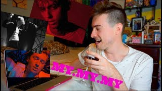 Video Troye Sivan - My My My {REACTION VIDEO} download in MP3, 3GP, MP4, WEBM, AVI, FLV January 2017