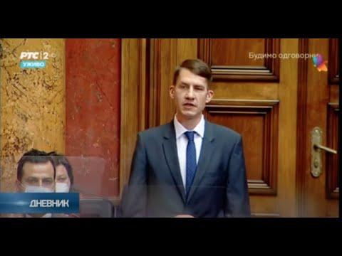 Ivica Dačić izabran za predsednika Narodne skupštine-cover