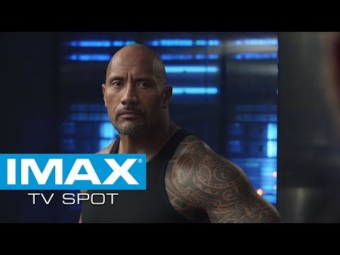 The Fate of the Furious (IMAX TV Spot)