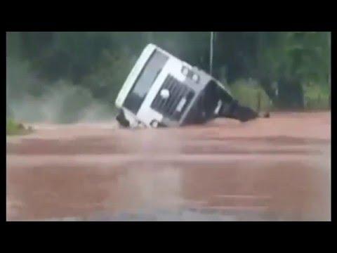 Chuva provoca morte no Paraná