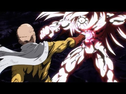 Top 5 One Punch Man Fights[1080p/60fps]