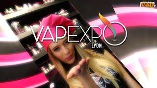 VAPEXPO LYON : le teaser, Ambiance !