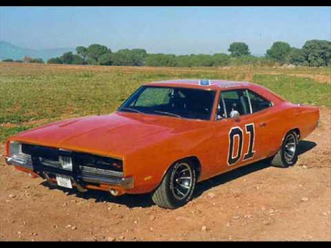 Tekst piosenki Johnny Cash - The General Lee po polsku