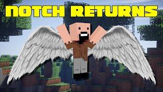 Notch Returns - Minecraft Machinima
