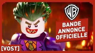 Lego Batman : Le Film - Bande-annonce VOST