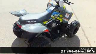 8. 2017 Polaris Outlaw® 110 Youth - K's Motorsports - Humbl...
