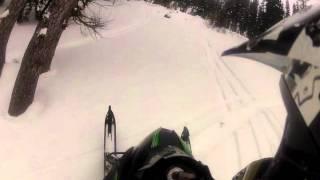 5. 2012 Arctic Cat Pro 1100 Turbo