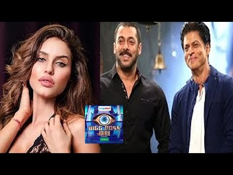 Gizele Thakral feels GREAT That Shahrukh & Salman