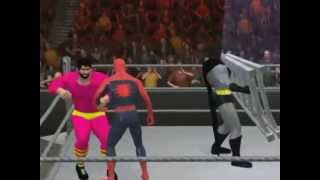 recep ivedik vs örümcek adam amp batman