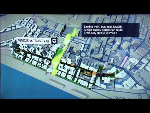 Foreshore Freeway Precinct project - Proposal E