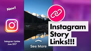 Video How to Add Links in Instagram Story MP3, 3GP, MP4, WEBM, AVI, FLV Oktober 2018