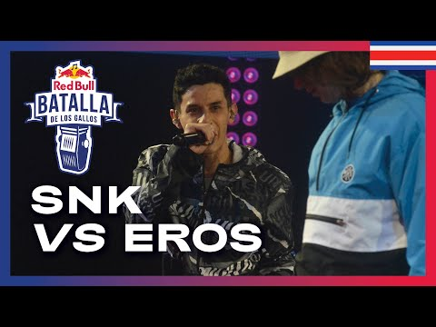 SNK vs EROS - Cuartos | Red Bull Costa Rica 2020