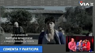 "Video Gonzalo y Nathalia de la película ""Cabros de Mierda""🎬 MP3, 3GP, MP4, WEBM, AVI, FLV November 2017"