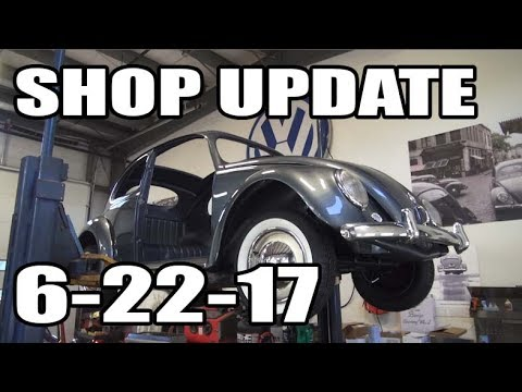 Classic VW BuGs Beetle Shop Update Project Oval 1954 Ragtop 73 Ghia 1960 Convertible