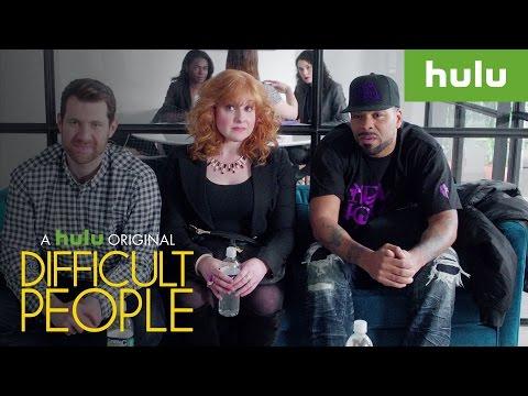 Difficult People Season 2 Promo