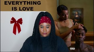 """Video BEYONCÉ and JAY-Z's New album """"THE CARTERS - EVERYTHING IS LOVE"""" 