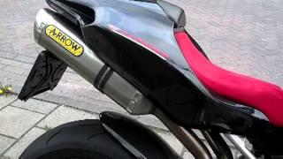 10. MV Agusta F4 1000R open arrow exhausts