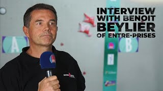 IFSC Main Partner - Entre-Prises by International Federation of Sport Climbing