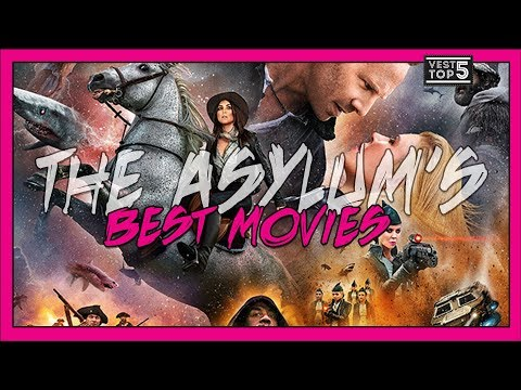 TOP 5 MOVIES FROM THE ASYLUM