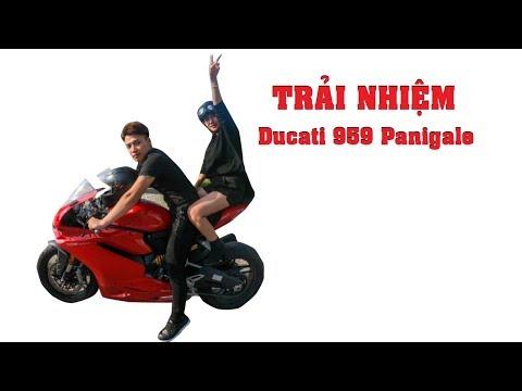 Mật Pet - Trải Nhiệm Siêu Xe Ducati 959 Panigale Của NTN Vlogs - Thời lượng: 11:36.