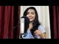 KHAMOSHIYAN ( Female Version ) | Acoustic Unplugged By Prerna Khushboo | Khamoshiyan | Arijit Singh