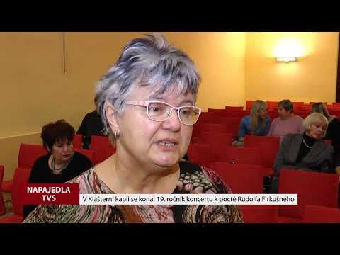 TVS: Napajedla - Koncert k poctě Rudolfa Firkušného