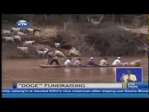 Dogecoin Fundraising for Kenya