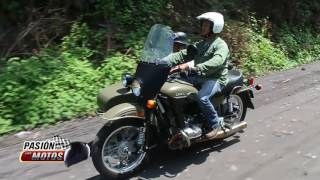 9. PASION POR LAS MOTOS, TEST RIDE URAL