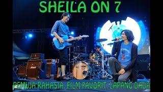 Video Sheila on 7 - Pemuja Rahasia, Film Favorit, Lapang Dada live at Moonzher Cup VIII 2018 MP3, 3GP, MP4, WEBM, AVI, FLV Agustus 2018