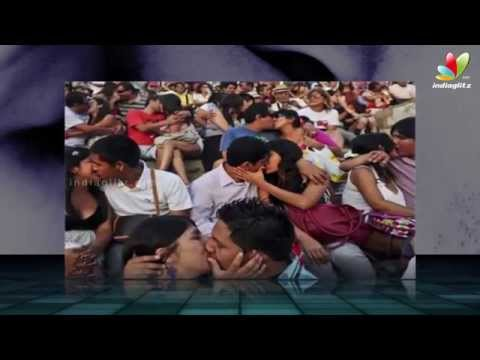 Priyamanis Kiss of Love growing roots in Tamil Nadu | Chennai IIT, Kochi, Kolkata Campaign