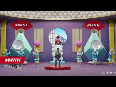 Loctite ha presentado Kintsuglue, una masilla flexible diseñada para reparar todo tipo de objetos ha
