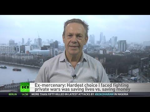 'Blair's adviser asked me to make case for Iraq war' -- ex-mercenary & SAS officer