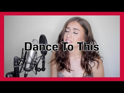 """Troye Sivan  """"Dance To This"""" feat. Ariana Grande Cover"""