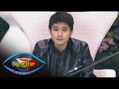 Fourth - Subscribe to the ABS-CBN Online channel! http://bit.ly/ABSCBNOnline Watch the full episodes of Pinoy Big Brother All IN on TFC.TV http://bit.ly/PBBALLIN-TFCT...