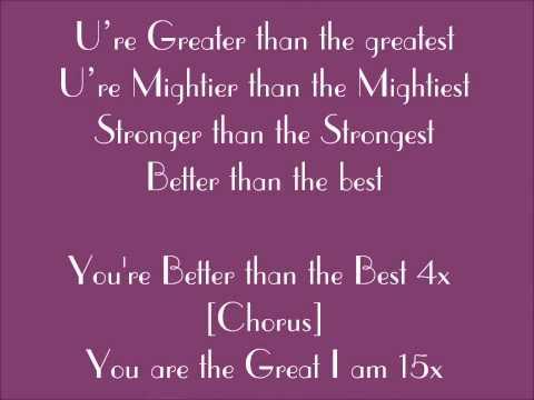 Great I am by Prospa Ochimana