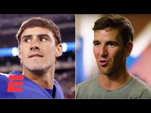 Video: Eli Manning opens up on Daniel Jones draft pick, Odell Beckham Jr. trade | NFL on ESPN