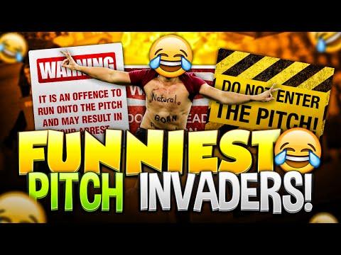 FUNNIEST PITCH INVADERS!_Legjobb vide�k: Vicces