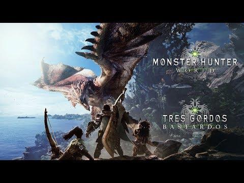 Reseña Monster Hunter World | 3GB