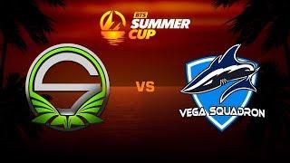 Singularity против Vega Squadron, Вторая карта, BTS Summer Cup