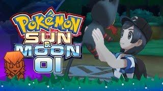 Pokemon Sun & Moon! #1: I Choose You, Litten! by PokeaimMD