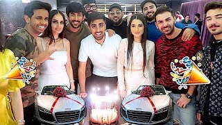Video MY 24TH BIRTHDAY SURPRISE *$100,000 GIFT* !!! MP3, 3GP, MP4, WEBM, AVI, FLV Maret 2019